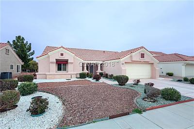 Las Vegas Single Family Home For Sale: 2504 Sunup Drive