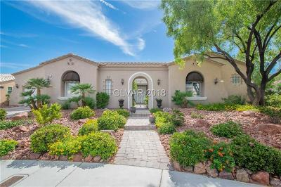 Single Family Home For Sale: 10277 Roma Madre Avenue