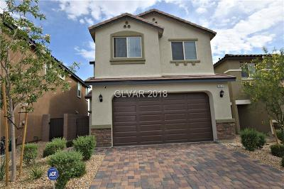 Las Vegas Single Family Home For Sale: 8979 Drummer Bay Avenue