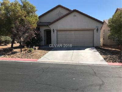 North Las Vegas Single Family Home For Sale: 5124 Painted Woods Court