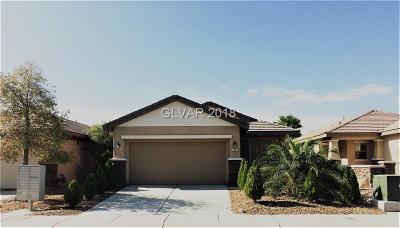 Las Vegas NV Single Family Home For Sale: $269,500