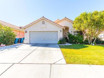 Las Vegas NV Single Family Home For Sale: $237,000