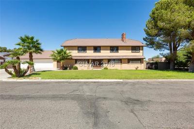 Las Vegas NV Single Family Home For Sale: $678,000