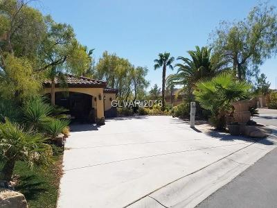 Las Vegas Residential Lots & Land For Sale: 8175 Arville Street #104