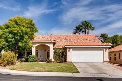 Las Vegas  Single Family Home For Sale: 5024 Tropical Glen Court