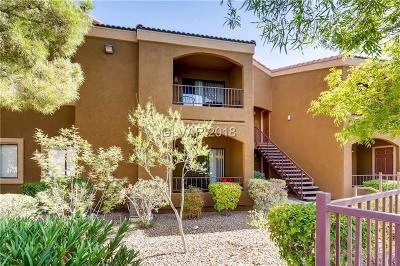 Condo/Townhouse For Sale: 950 Seven Hills Drive #2015