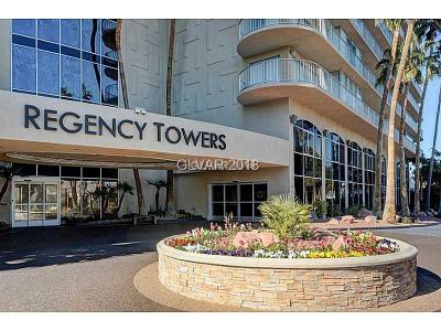 Regency Towers Amd High Rise For Sale: 3111 Bel Air Drive #15F