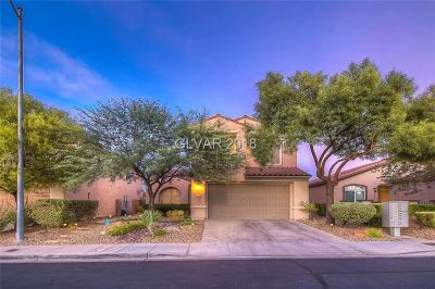 Henderson Single Family Home For Sale: 2564 Sturrock Drive