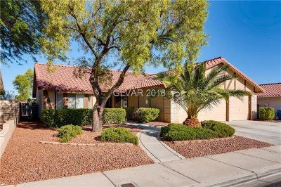 Las Vegas NV Single Family Home For Sale: $398,500