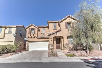 Las Vegas NV Single Family Home For Sale: $312,000