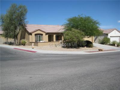 North Las Vegas Single Family Home For Sale: 7931 Broadwing Dr Drive
