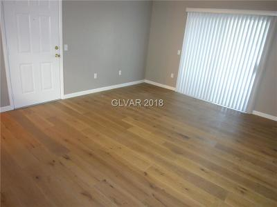 Condo/Townhouse Under Contract - Show: 2300 East Silverado Ranch Boulevard #1059