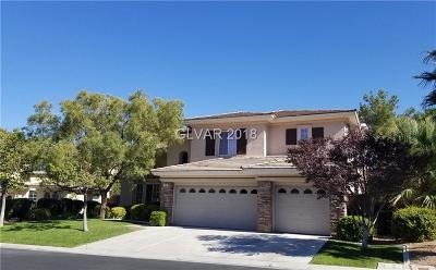 Clark County Single Family Home For Sale: 128 North Ring Dove Drive