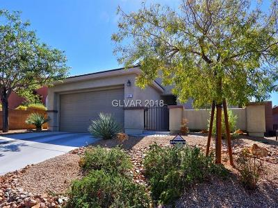 Henderson Single Family Home For Sale: 2647 Lochleven Way