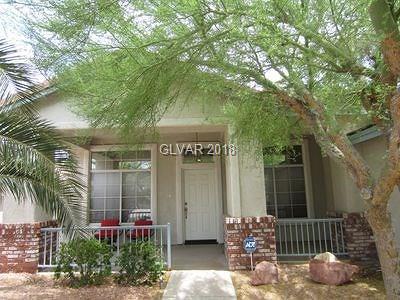 Henderson Single Family Home For Sale: 1871 Desert Forest Way