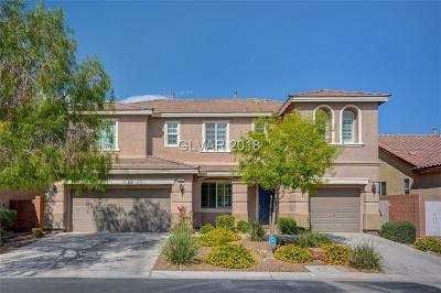 Las Vegas Single Family Home For Sale: 7737 Twin Tails Street