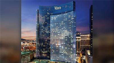Vdara Condo Hotel High Rise For Sale: 2600 Harmon Avenue #16040