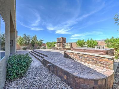 Las Vegas Single Family Home For Sale: 6008 Cozumel Place