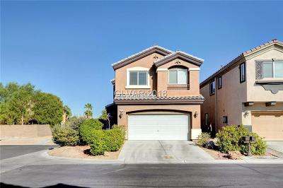 Las Vegas Single Family Home Under Contract - No Show: 176 Fairway Woods Drive