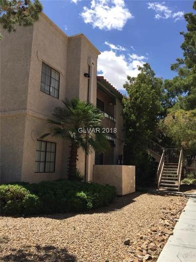 Condo/Townhouse For Sale: 5130 Jones Boulevard #205