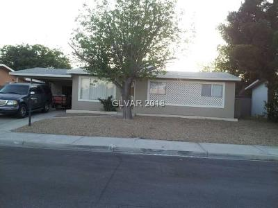 Las Vegas Single Family Home Under Contract - No Show: 113 Pearl Street