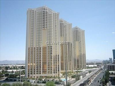 Las Vegas High Rise For Sale: 125 East Harmon Avenue #3015