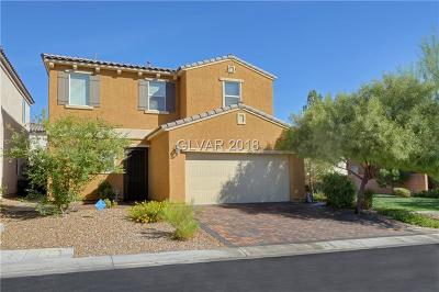 Las Vegas Single Family Home For Sale: 622 Wounded Star Avenue