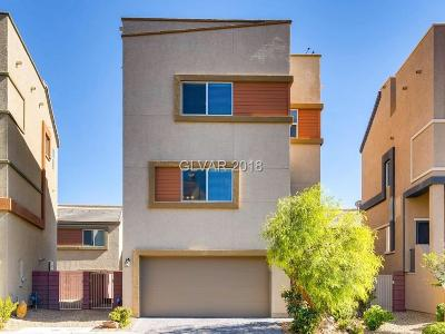 Las Vegas Single Family Home For Sale: 3920 Deluge Drive
