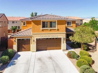 North Las Vegas Single Family Home For Sale: 6659 Alder Flower Court