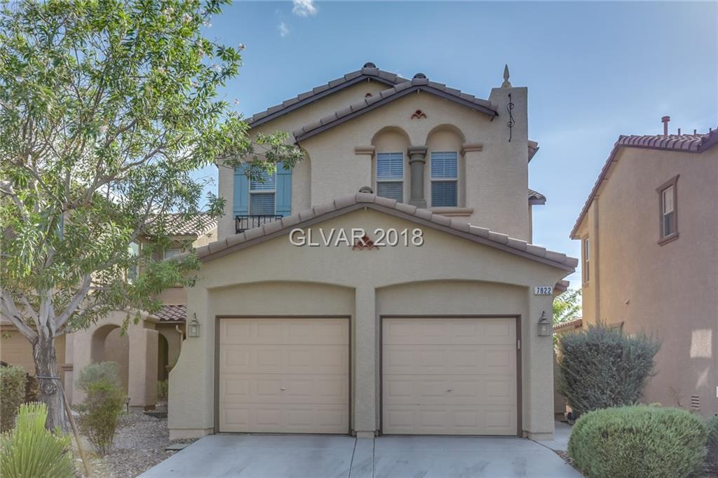 7822 Granite City Court, Las Vegas, NV 89166 - Listing #:2036165