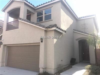 Single Family Home For Sale: 6951 Bering Strait Avenue