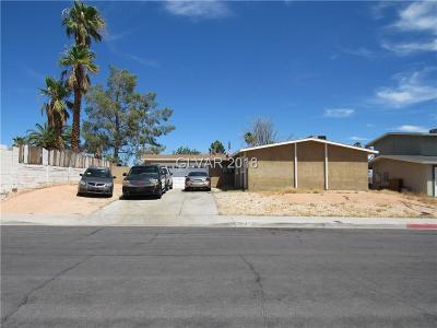 Las Vegas NV Single Family Home Under Contract - Show: $200,000