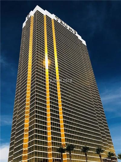 Trump Intl Hotel & Tower-, Trump Intl Hotel & Tower- Las High Rise For Sale: 2000 Fashion Show Dr Drive #2302