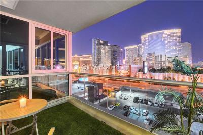 Las Vegas High Rise For Sale: 4575 Dean Martin Drive #1007