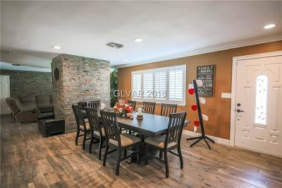 Henderson Single Family Home For Sale: 241 East Kimberly Drive