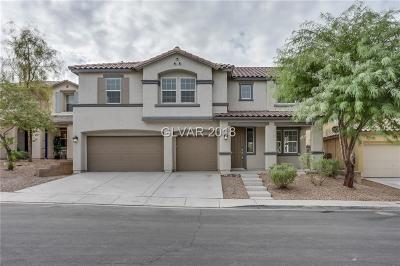 North Las Vegas NV Single Family Home Under Contract - No Show: $329,000