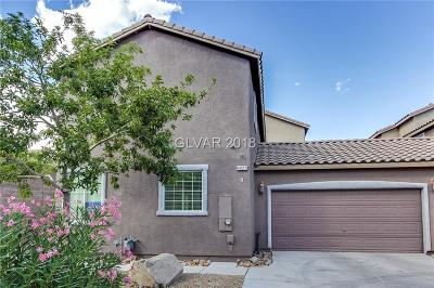 Las Vegas NV Single Family Home Under Contract - No Show: $245,000