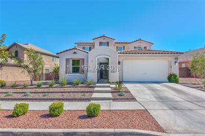 Single Family Home For Sale: 1580 Boundary Peak Way