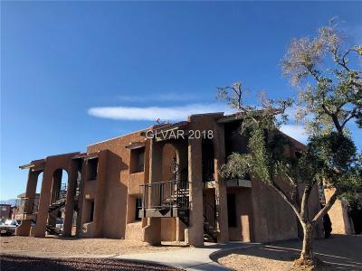 Las Vegas Multi Family Home For Sale: 3669 Van Dyke Avenue