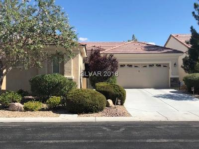 North Las Vegas Single Family Home For Sale: 3232 Flyway Court