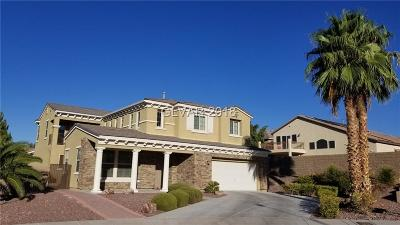 Henderson Single Family Home For Sale: 2620 Freshly Brewed Court