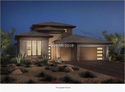Las Vegas Single Family Home For Sale: 12365 Skyracer Drive