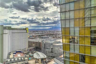 Las Vegas High Rise For Sale: 3722 Las Vegas Boulevard #2511
