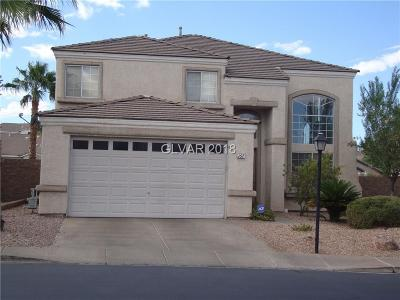 Henderson Single Family Home For Sale: 167 Mount St Helens Drive