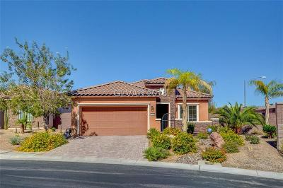 Henderson Single Family Home For Sale: 2236 Saint Avertine Lane