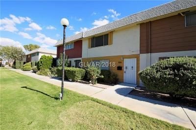 Las Vegas Condo/Townhouse For Sale: 306 Greenbriar Townhouse Way