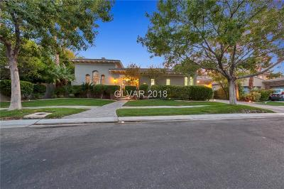 Las Vegas  Single Family Home For Sale: 10153 Kearney Hill Place