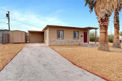 Henderson Single Family Home For Sale: 2 Nevada Way