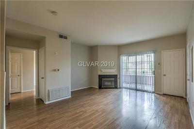 North Las Vegas Condo/Townhouse For Sale: 3318 North Decatur Boulevard #1124