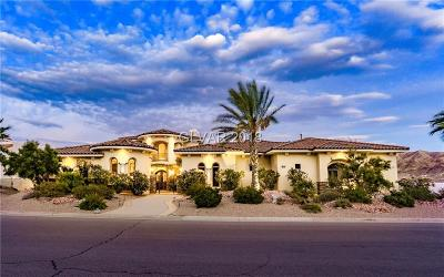 Boulder City Single Family Home For Sale: 1021 Keys Drive